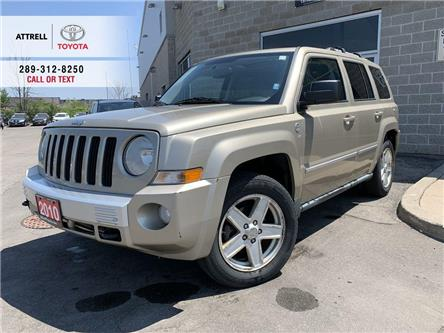 2010 Jeep Patriot LIMITED (Stk: 47241A) in Brampton - Image 1 of 22