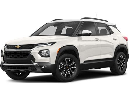 2021 Chevrolet TrailBlazer RS (Stk: F-XRKKCX) in Oshawa - Image 1 of 5