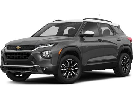 2021 Chevrolet TrailBlazer ACTIV (Stk: F-XRKKGM) in Oshawa - Image 1 of 5