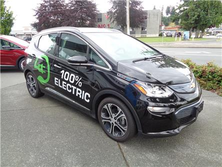 2019 Chevrolet Bolt EV Premier (Stk: T19327) in Campbell River - Image 1 of 16