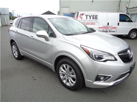 2019 Buick Envision Preferred (Stk: T19222) in Campbell River - Image 1 of 21