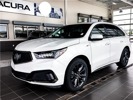 2020 Acura MDX A-Spec (Stk: 50114) in Saskatoon - Image 1 of 23
