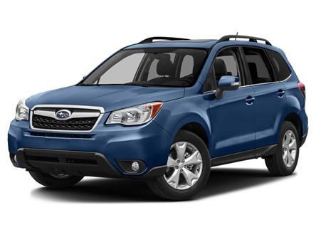 2015 Subaru Forester 2.5i Touring Package (Stk: 15337A) in Thunder Bay - Image 1 of 9