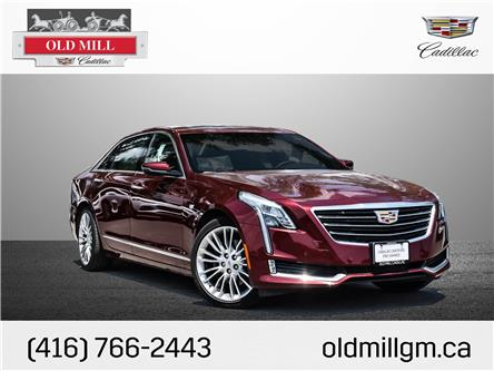 2016 Cadillac CT6 3.0L Twin Turbo Luxury (Stk: 167358U) in Toronto - Image 1 of 28