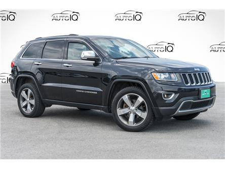 2015 Jeep Grand Cherokee Limited (Stk: 27562UXR) in Barrie - Image 1 of 30