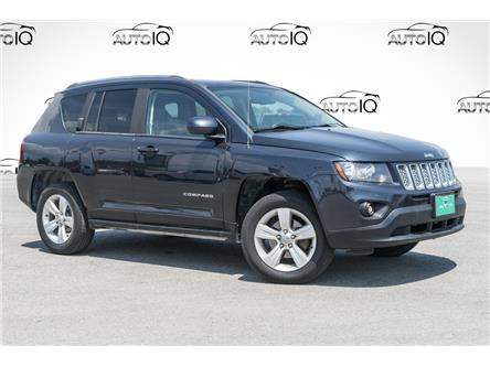 2014 Jeep Compass Sport/North (Stk: 27571UX) in Barrie - Image 1 of 17