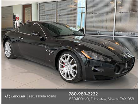 2009 Maserati GranTurismo Base (Stk: LL00225B) in Edmonton - Image 1 of 17