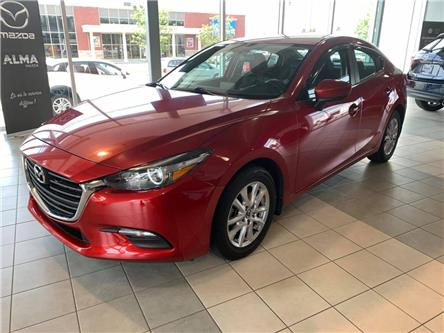 2017 Mazda Mazda3  (Stk: 6372B) in Alma - Image 1 of 12