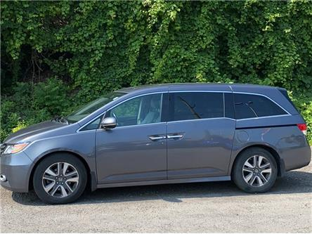 2017 Honda Odyssey Touring (Stk: K0623A) in London - Image 1 of 15