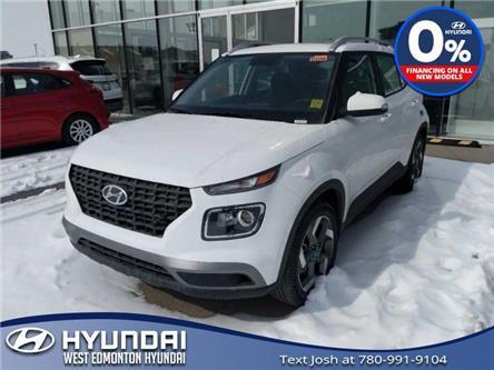 2020 Hyundai Venue Trend (Stk: VN05220) in Edmonton - Image 1 of 7