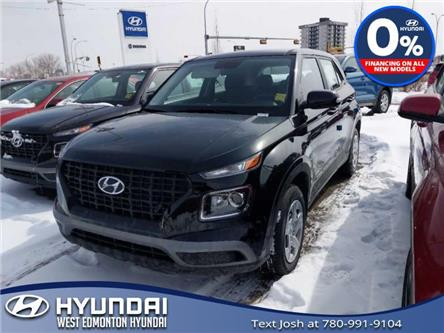 2020 Hyundai Venue ESSENTIAL (Stk: VN00975) in Edmonton - Image 1 of 5