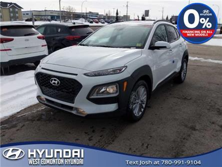 2020 Hyundai Kona 2.0L Luxury (Stk: KN06411) in Edmonton - Image 1 of 10