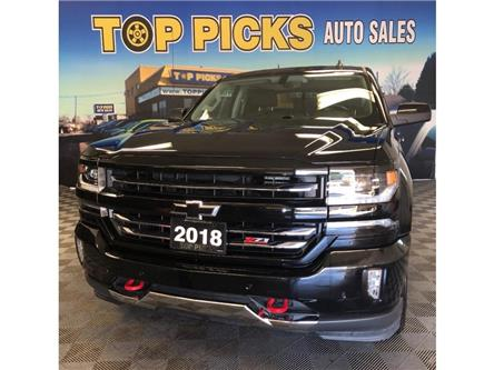 2018 Chevrolet Silverado 1500 LTZ (Stk: 380896) in NORTH BAY - Image 1 of 28