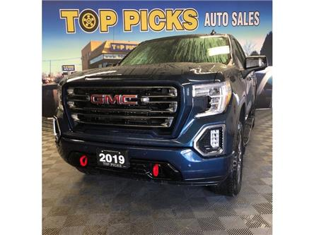2019 GMC Sierra 1500 AT4 (Stk: 421250) in NORTH BAY - Image 1 of 30