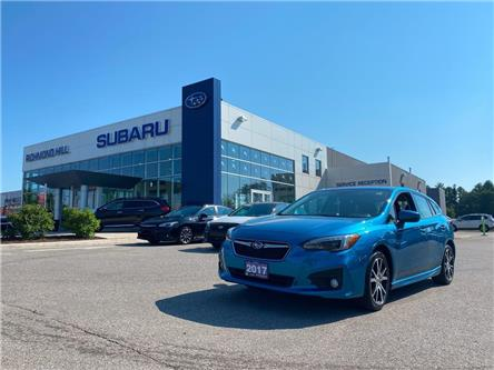 2017 Subaru Impreza  (Stk: LP0400) in RICHMOND HILL - Image 1 of 15