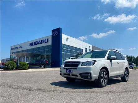 2017 Subaru Forester 2.5i Limited (Stk: LP0401) in RICHMOND HILL - Image 1 of 14