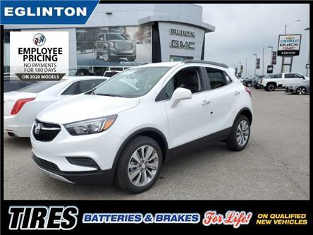 2020 Buick Encore Preferred (Stk: LB340781) in Mississauga - Image 1 of 18