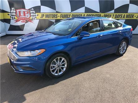 2017 Ford Fusion SE (Stk: 49403) in Burlington - Image 1 of 23