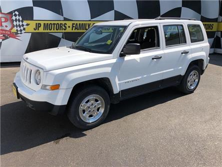 2014 Jeep Patriot Sport/North (Stk: 49508) in Burlington - Image 1 of 16
