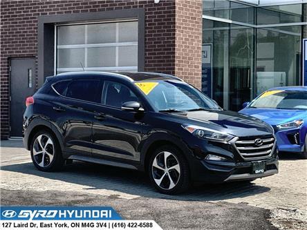2016 Hyundai Tucson Premium 1.6 (Stk: H5819) in Toronto - Image 1 of 28