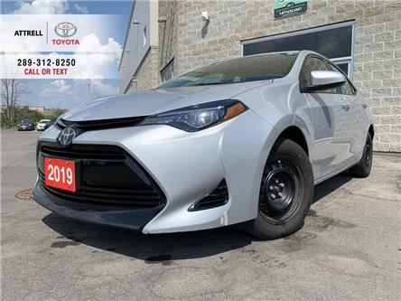 2019 Toyota Corolla CE B PKG BACK UP CAMERA, TSS-P, HEATED SEATS, AUX, (Stk: 47438A) in Brampton - Image 1 of 21
