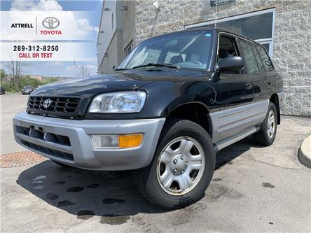 2000 Toyota RAV4 SUV ALL WHEEL DRIVE, ABS, POWER GROUP, CRUISE (Stk: 47486A) in Brampton - Image 1 of 22