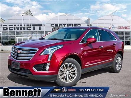 2017 Cadillac XT5 Luxury (Stk: 200480A) in Cambridge - Image 1 of 27