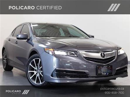 2017 Acura TLX Base (Stk: 800579P) in Brampton - Image 1 of 18