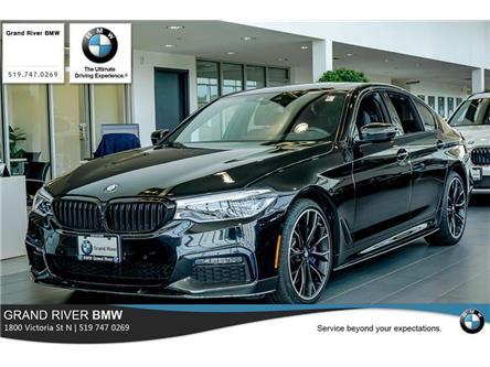 2019 BMW 540i xDrive (Stk: PW5208) in Kitchener - Image 1 of 20