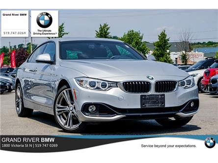 2016 BMW 428i xDrive Gran Coupe (Stk: PW5465) in Kitchener - Image 1 of 21