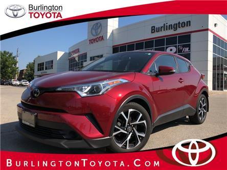 2018 Toyota C-HR XLE (Stk: U11152) in Burlington - Image 1 of 18