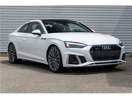 2020 Audi A5 2.0T Progressiv (Stk: N5608) in Calgary - Image 1 of 18