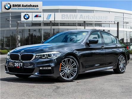 2017 BMW 530i xDrive (Stk: P9512) in Thornhill - Image 1 of 30