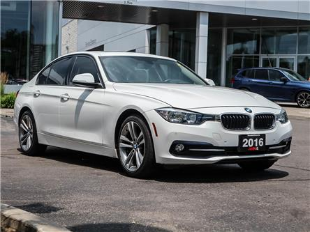 2016 BMW 320i xDrive (Stk: P9523) in Thornhill - Image 1 of 2
