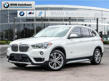 2016 BMW X1 xDrive28i (Stk: P9507) in Thornhill - Image 1 of 28