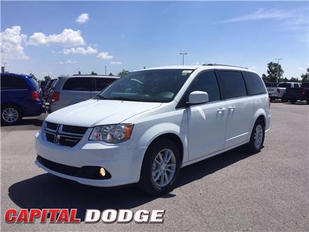 2020 Dodge Grand Caravan Premium Plus (Stk: L00500) in Kanata - Image 1 of 26