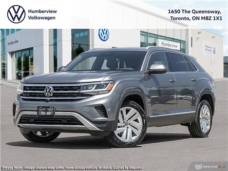 2020 Volkswagen Atlas Cross Sport 3.6 FSI Execline (Stk: 97876) in Toronto - Image 1 of 23