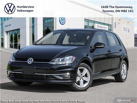 2020 Volkswagen Golf Comfortline (Stk: 97884) in Toronto - Image 1 of 23