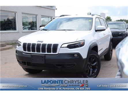 2020 Jeep Cherokee Sport (Stk: 20051) in Pembroke - Image 1 of 25