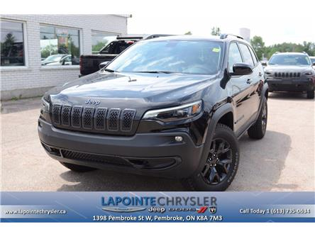 2020 Jeep Cherokee Sport (Stk: 20058) in Pembroke - Image 1 of 27