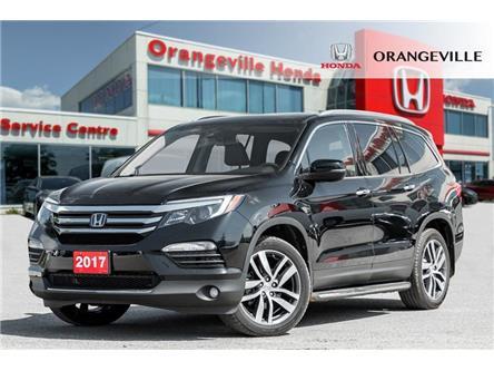2017 Honda Pilot Touring (Stk: P20039A) in Orangeville - Image 1 of 22