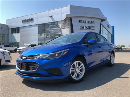 2017 Chevrolet Cruze LT Auto (Stk: U108773) in Mississauga - Image 1 of 20