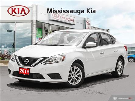2019 Nissan Sentra 1.8 SV (Stk: 7963P) in Mississauga - Image 1 of 27