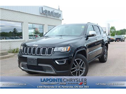2019 Jeep Grand Cherokee Limited (Stk: P3547) in Pembroke - Image 1 of 30