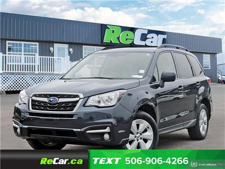 2017 Subaru Forester 2.5i Convenience (Stk: 200723A) in Fredericton - Image 1 of 21