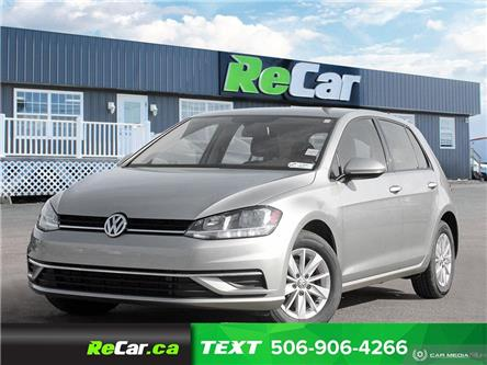 2019 Volkswagen Golf 1.4 TSI Comfortline (Stk: 200777A) in Fredericton - Image 1 of 21