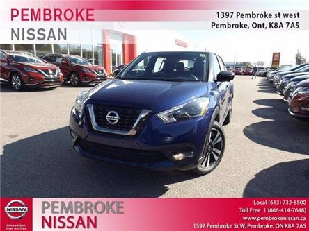 2019 Nissan Kicks SR (Stk: 19320) in Pembroke - Image 1 of 28