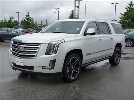 2020 Cadillac Escalade ESV Platinum (Stk: 0209620) in Langley City - Image 1 of 6