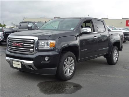 2020 GMC Canyon SLT (Stk: 0210190) in Langley City - Image 1 of 6