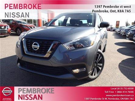 2019 Nissan Kicks SR (Stk: 19313) in Pembroke - Image 1 of 28